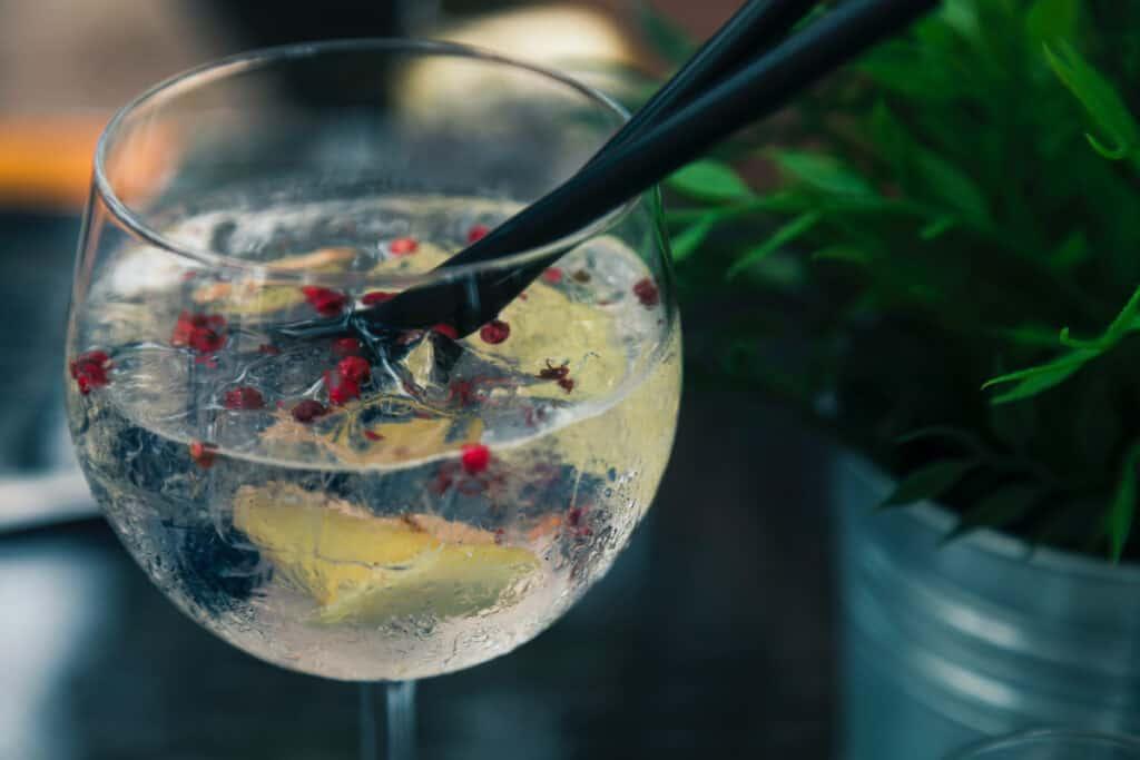 Online Weihnachsts Gin Tasting